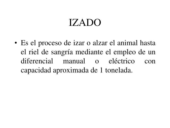 IZADO