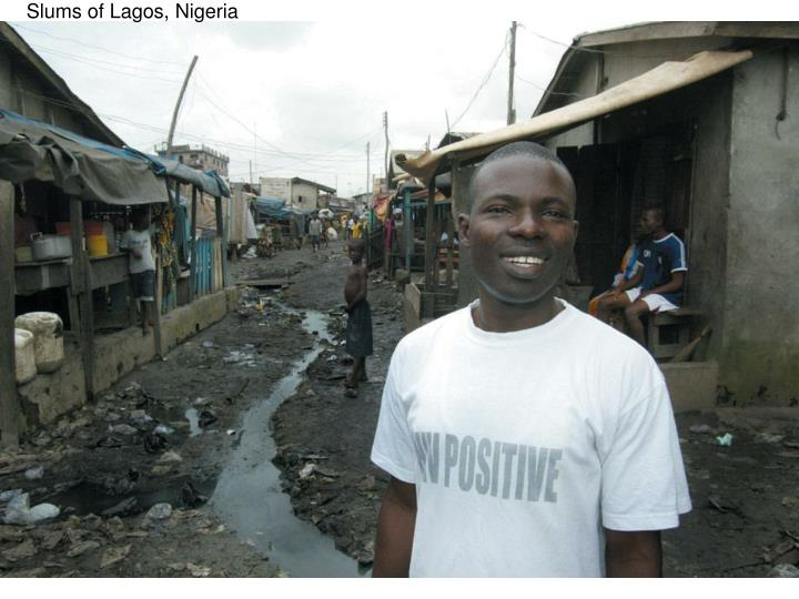 Slums of Lagos, Nigeria