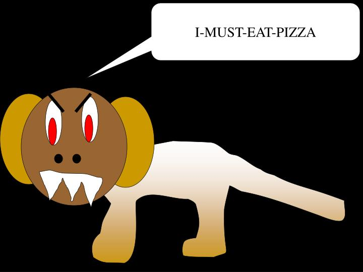 I-MUST-EAT-PIZZA