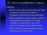 f1 basis vaardigheden respect2