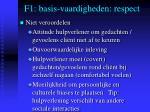 f1 basis vaardigheden respect3