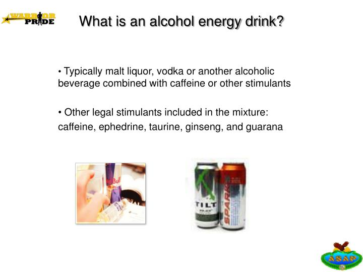 Tilt Energy Drink Website