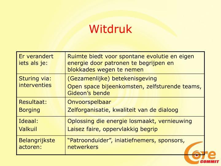 Witdruk