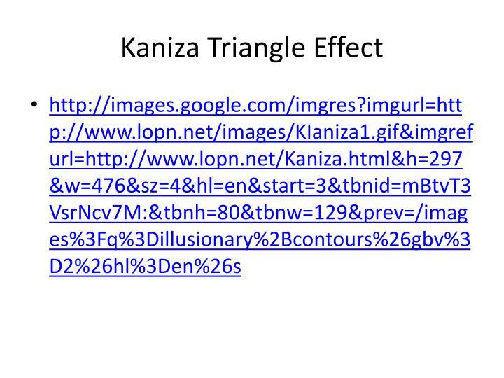 Kaniza