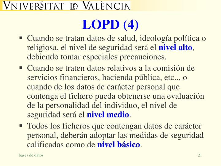 LOPD (4)