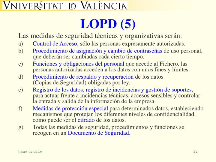 LOPD (5)