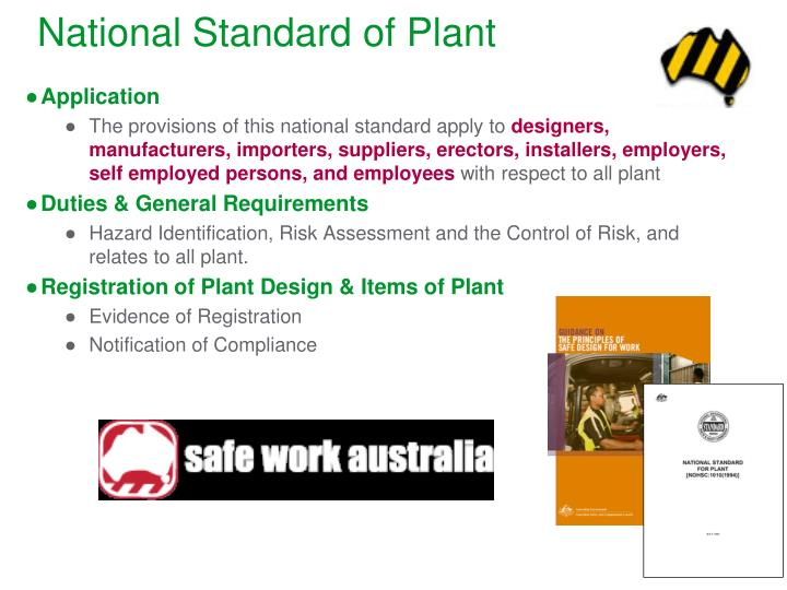 National Standard of Plant