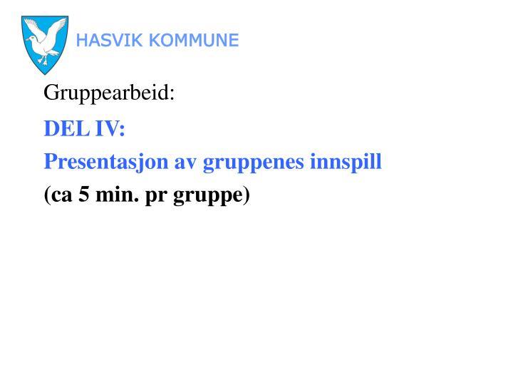 HASVIK KOMMUNE