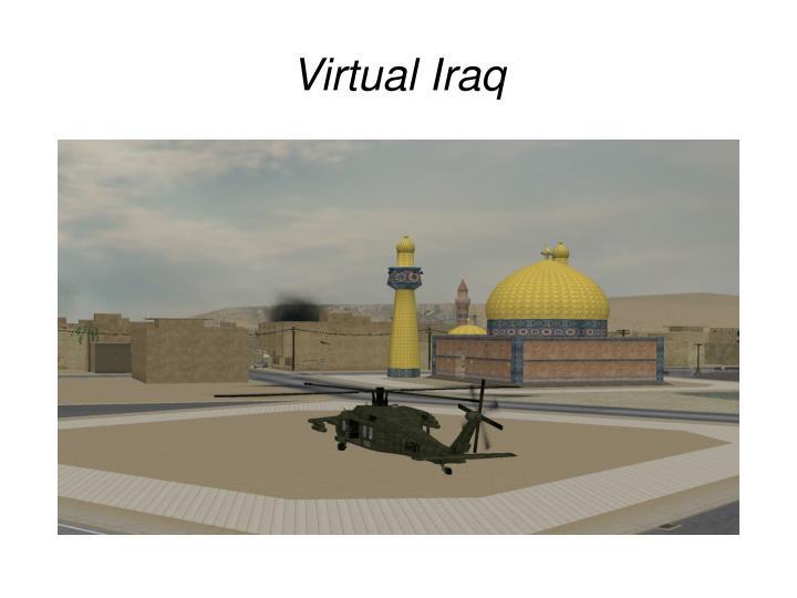 Virtual Iraq