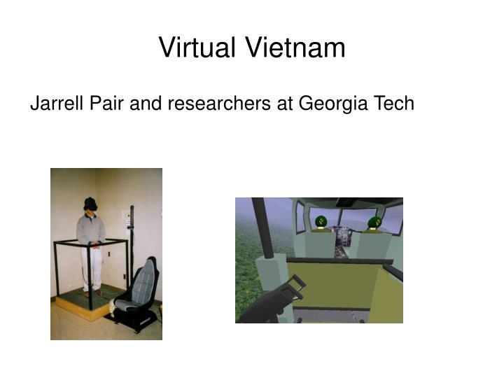 Virtual Vietnam