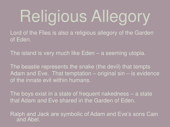 Religious Allegory