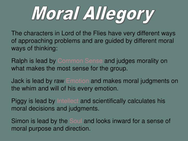Moral Allegory