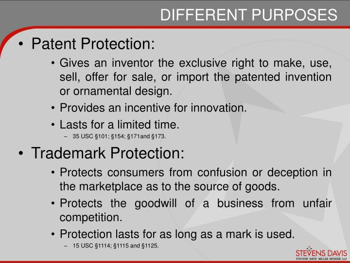 Patent Protection: