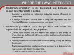 where the laws intersect1