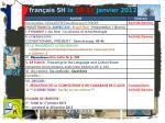 fran ais 5h le 10 11 janvier 20121