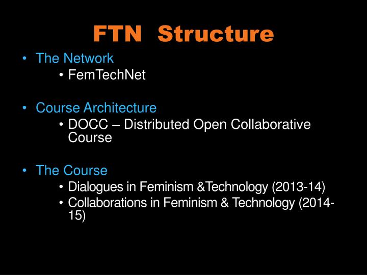 FTN  Structure