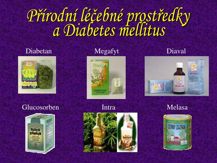 Přírodní léčebné prostředky