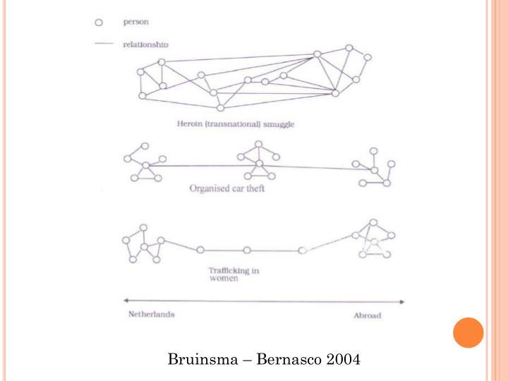 Bruinsma – Bernasco 2004