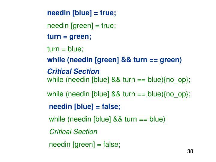 needin [blue] = true;