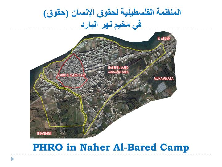 المنظمة الفلسطينية لحقوق الإنسان (حقوق)