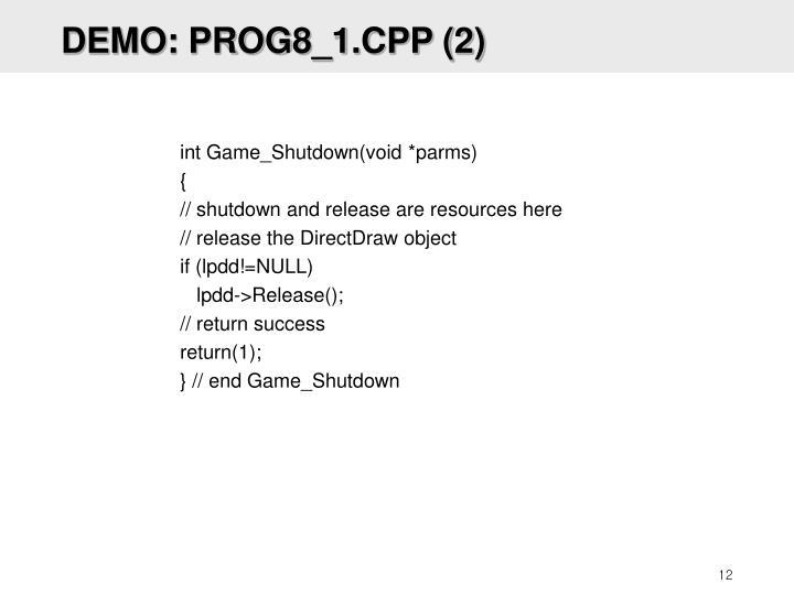 DEMO: PROG8_1.CPP (2)