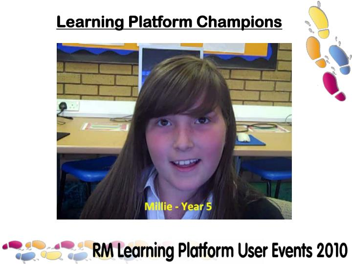 Learning Platform Champions