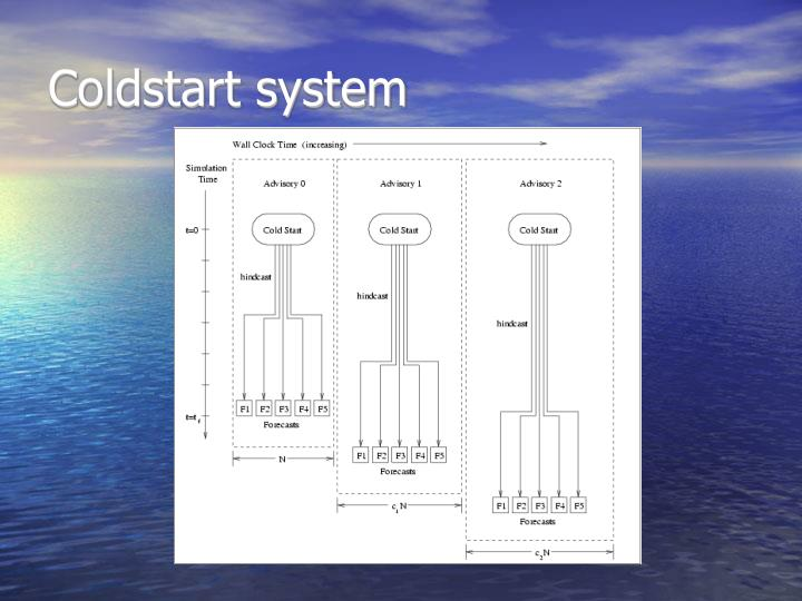 Coldstart system