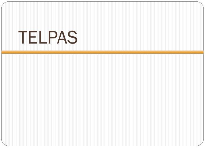 TELPAS