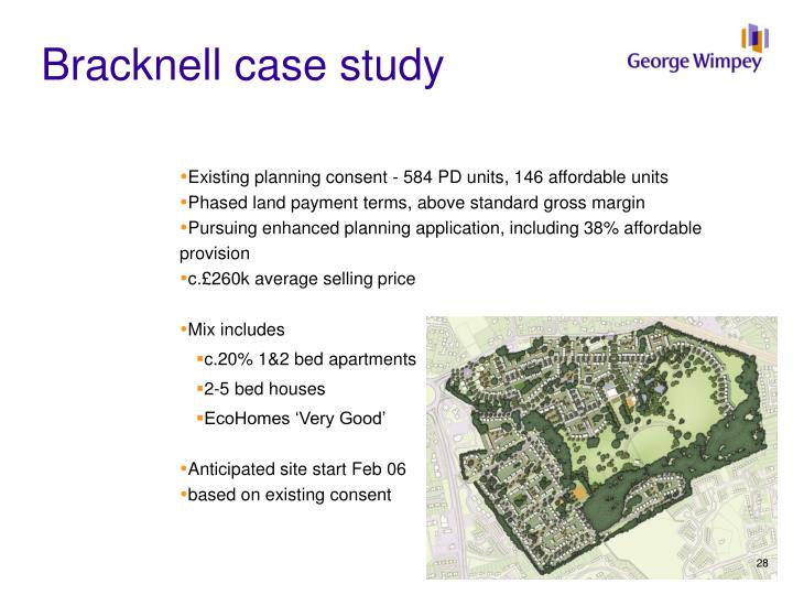 Bracknell case study