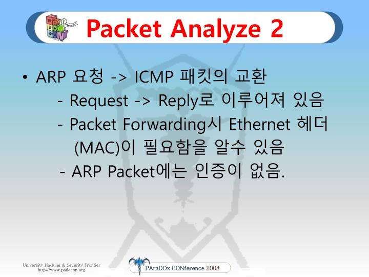 Packet Analyze 2