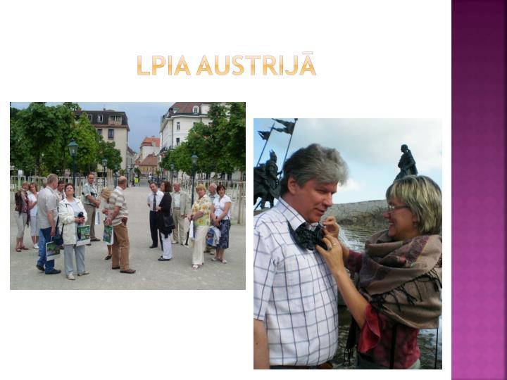 LPIA Austrijā