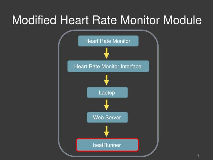Heart Rate Monitor Interface