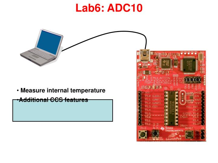 Lab6: ADC10