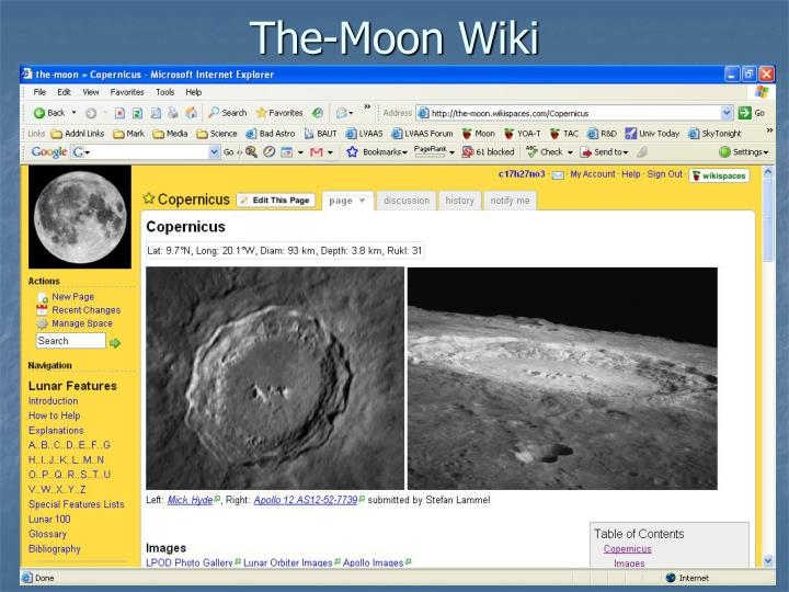 The-Moon Wiki