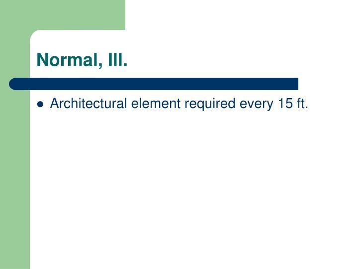 Normal, Ill.