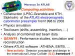 morocco in atlas