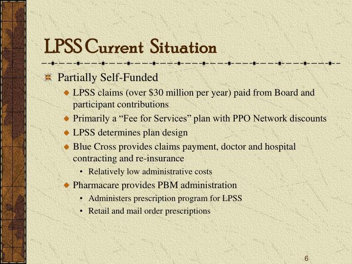LPSS Current