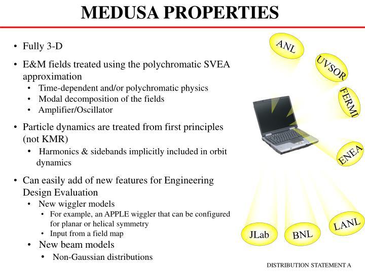 MEDUSA PROPERTIES