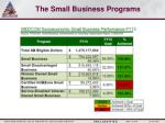the small business programs1