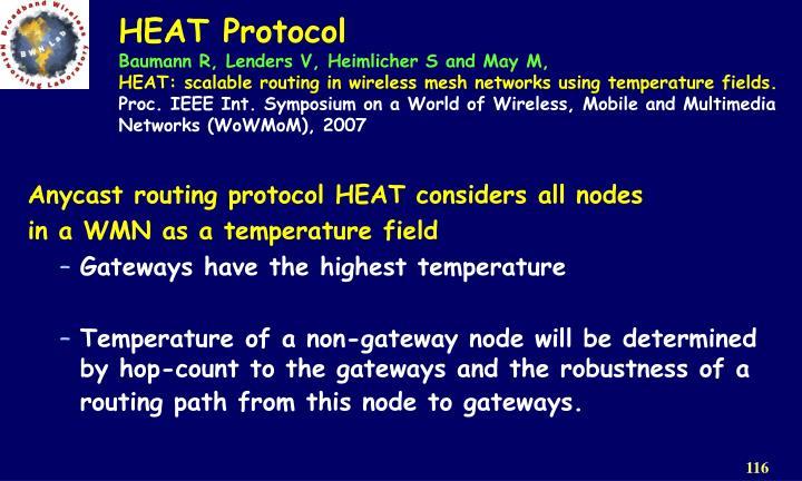 HEAT Protocol