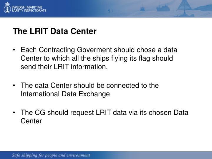 The LRIT Data Center
