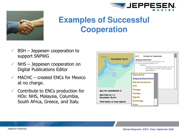 Examples of Successful Cooperation