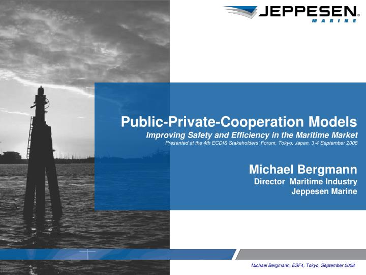 Public-Private-Cooperation Models