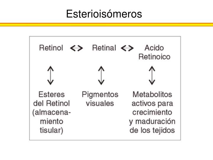 Esterioisómeros