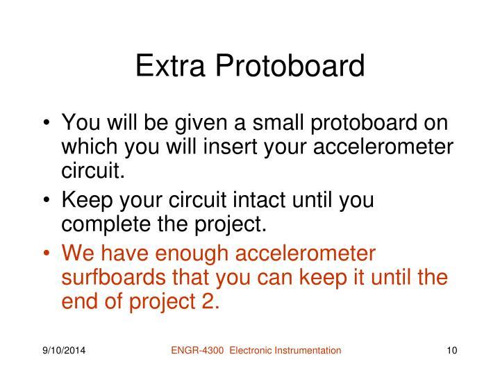 Extra Protoboard