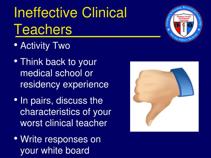 Ineffective Clinical
