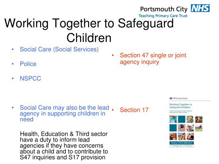 Adult safeguarding