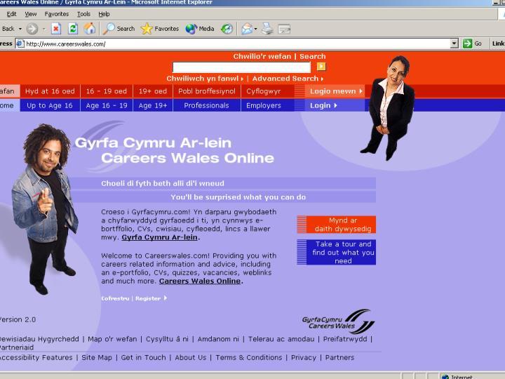 Online Information 2004
