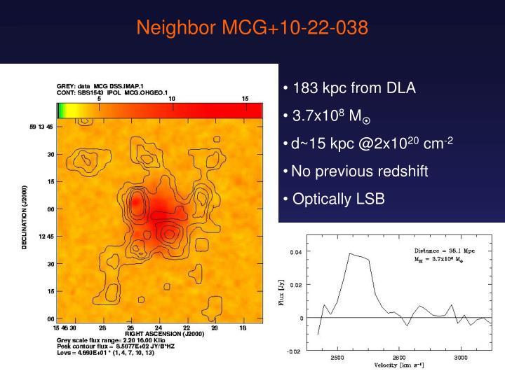 Neighbor MCG+10-22-038