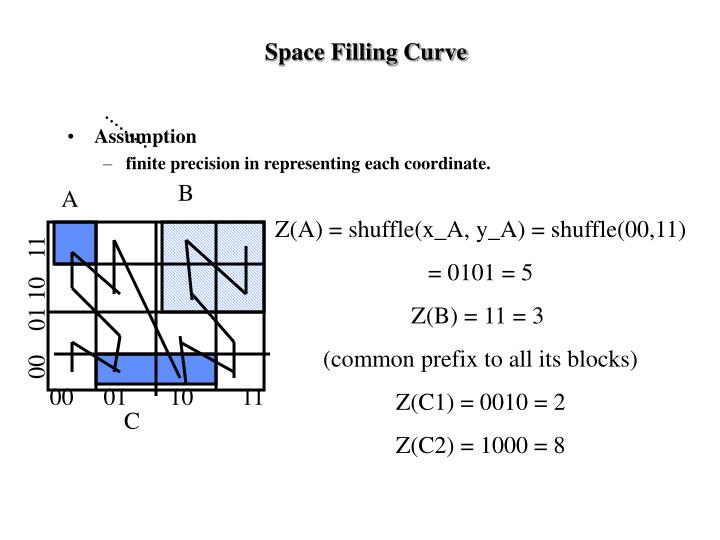 Space Filling Curve